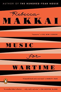 Music for Wartime book cover