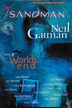The Sandman Vol. 8 book cover