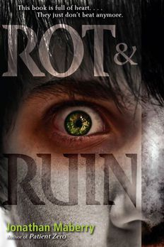 Rot & Ruin book cover