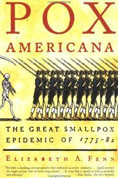 Pox Americana book cover