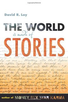 The World Is Made of Stories book cover
