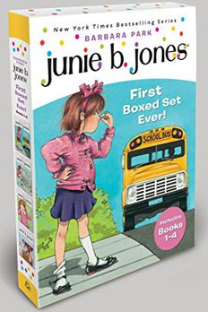 Junie B. Jones's First Boxed Set Ever! book cover