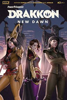 Power Rangers book cover