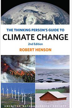 The Thinking Person's Guide to Climate Change book cover
