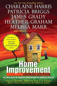 Home Improvement book cover