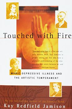 Touched with Fire book cover