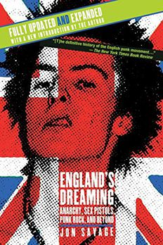 England's Dreaming, Revised Edition book cover