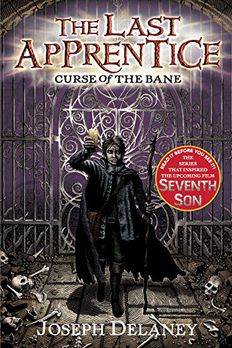The Last Apprentice book cover