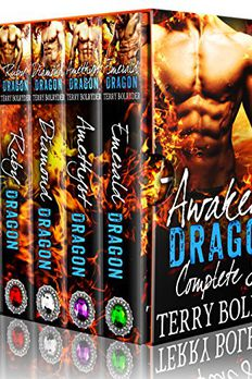 Awakened Dragons Complete Series book cover