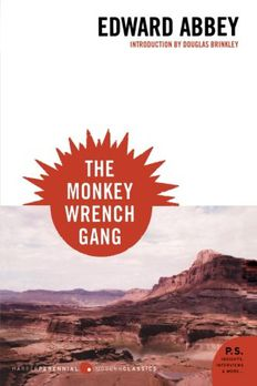 The Monkey Wrench Gang book cover