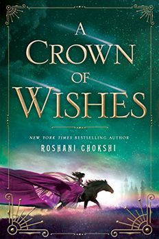 A Crown of Wishes book cover