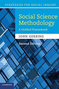 Social Science Methodology book cover