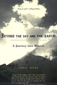 Beyond the Sky and the Earth book cover