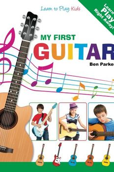 My First Guitar book cover
