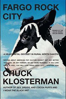 Fargo Rock City book cover