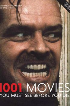1001 Movies You Must See Before You Die book cover