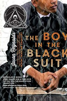 The Boy in the Black Suit book cover