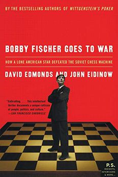 Bobby Fischer Goes to War book cover