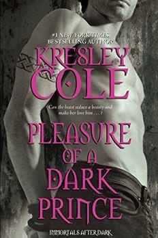 Pleasure of a Dark Prince book cover