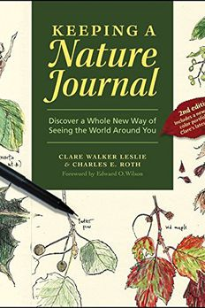 Keeping a Nature Journal book cover