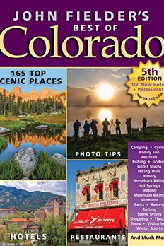 John Fielder's Best of Colorado, 5th Edition book cover