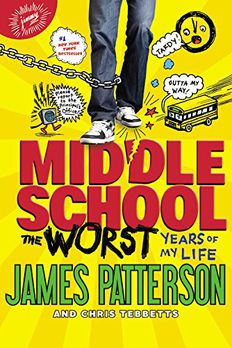 Middle School, The Worst Years of My Life book cover