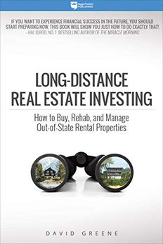 Long-Distance Real Estate Investing book cover