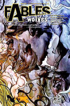 Fables Vol. 8 book cover