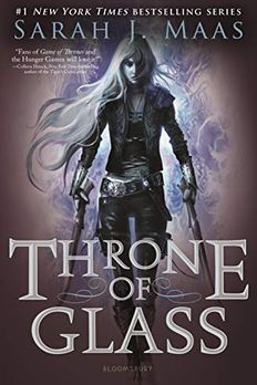 Throne of Glass book cover