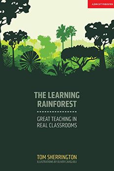 The Learning Rainforest book cover