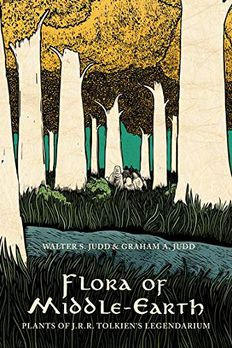 Flora of Middle-Earth book cover