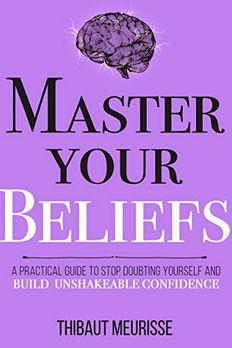 Master Your Beliefs  book cover