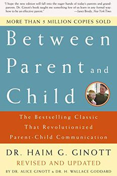 Between Parent and Child book cover