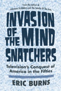 Invasion of the Mind Snatchers book cover
