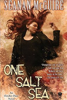 One Salt Sea book cover