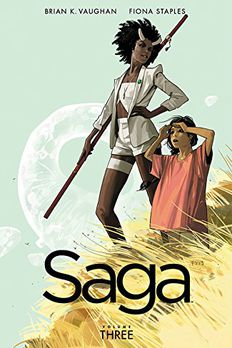 Saga, Vol. 3 book cover
