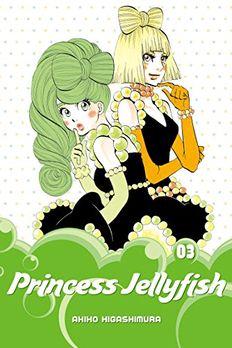 Princess Jellyfish 2-in-1 Omnibus, Volume 3 book cover