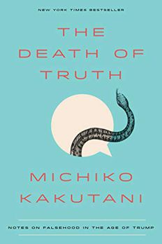 The Death of Truth book cover