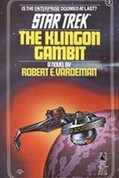 The Klingon Gambit book cover