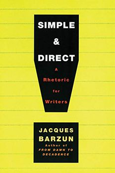 Simple & Direct book cover