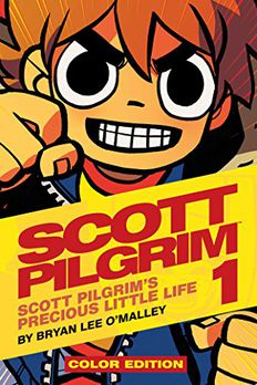 Scott Pilgrim Vol. 1 book cover