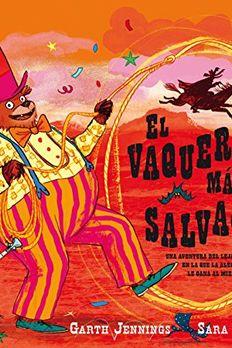 El vaquero más salvaje book cover