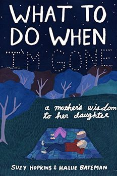 What to Do When I'm Gone book cover