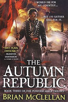 The Autumn Republic book cover