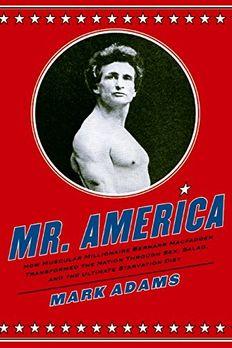 Mr. America book cover