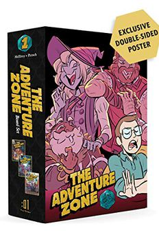 The Adventure Zone Boxed Set book cover