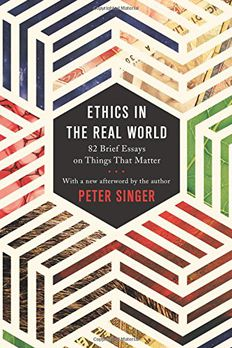 Ethics in the Real World book cover