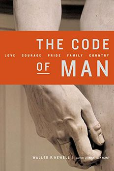 The Code of Man book cover