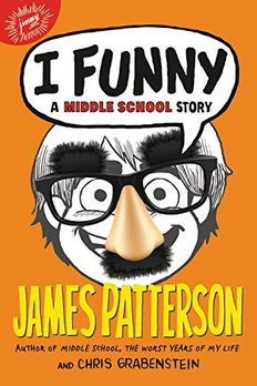 I Funny book cover
