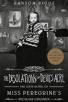 The Desolations of Devil's Acre book cover